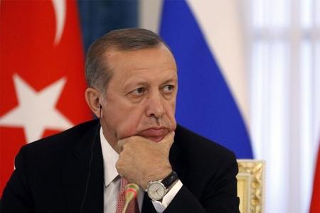 """Türkiyə prezidenti: """"Cənub sərhədimizdə terror dəhlizi yaradılmasına qətiyyən imkan verməyəcəyik"""""""