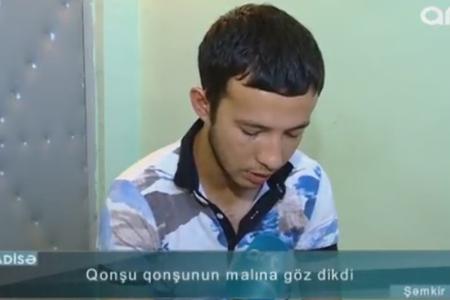 """""""Hər dəfə görürdüm ki, üstündə qızıl var"""" - VİDEO"""