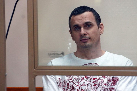 Rusiyanın terrorçu saydığı məhbus beynəlxalq mükafat aldı