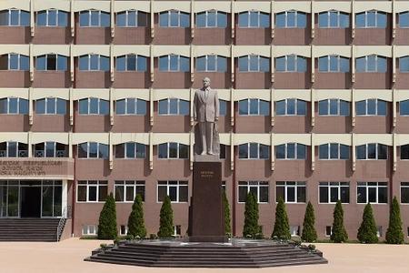 Prezident İlham Əliyev Göygöl rayonuna səfər edib