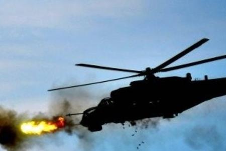 Helikopter qəzası: ölənlər var