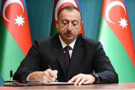 Dövlət başçısı İlham Əliyev bir sıra birinci instansiya məhkəmələrinə sədrlər təyin edib