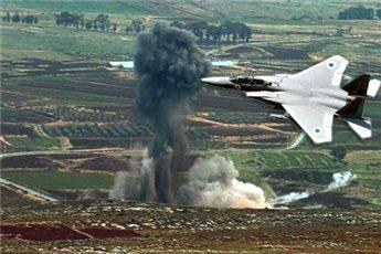 İsrail aviasiyası Qəzza zolağına hava zərbəsi endirib