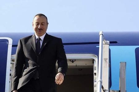 Azərbaycan prezidentinin İrana səfəri başlayıb