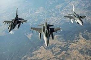 Türkiyənin hərbi təyyarələri İraqın şimalını bombalayır
