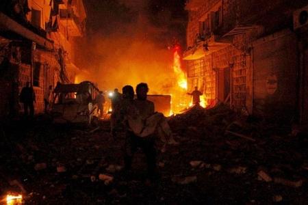 Pakistanda törədilən terror aktları nəticəsində ölənlərin sayı 73-ə çatıb