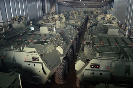 Moskvadan İrəvana 200 milyonluq silah krediti reallaşdı