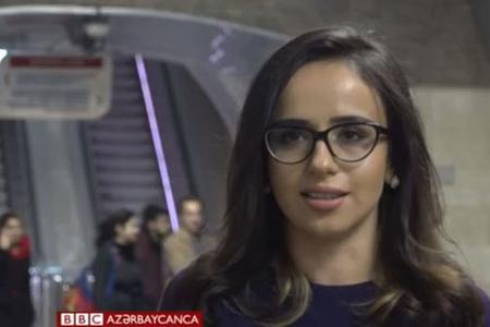 Metroda elan verən səslərin sahibləri kimlərdir?  – VİDEO