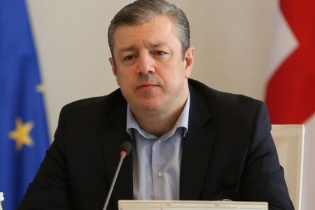 Kvirikaşvili və 4 nazir istefaya gedir