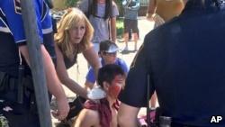 Texas Universitetində hücum nəticəsində bir nəfər ölüb