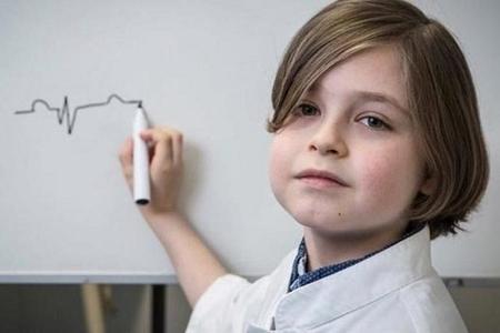 8 yaşlı uşaq universitetdə oxuyacaq- Qeyri-adi istedad