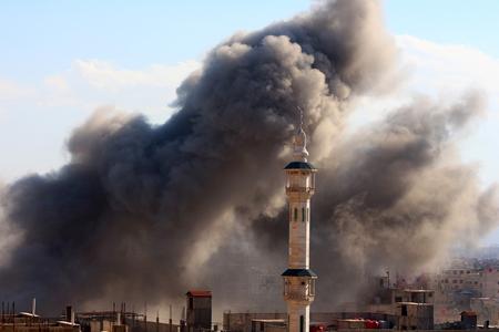 Suriyada silah anbarında partlayış: Rusiyanın 15 muzdlu döyüşçüsü öldü
