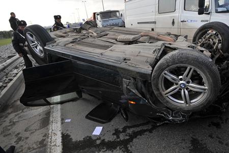 Azərbaycanda yol qırğını: 6 ölü, 11 yaralı