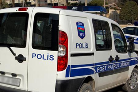 Bakı polisi əməliyyat keçirdi -