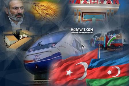 Türkiyənin yeni Naxçıvan planı -