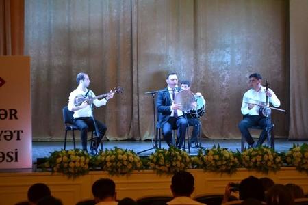 Beynəlxalq Muğam Mərkəzinin yay layihəsinin növbəti konserti keçirilib