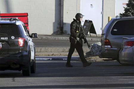 ABŞ-da atışma zamanı 5 nəfər öldürülüb