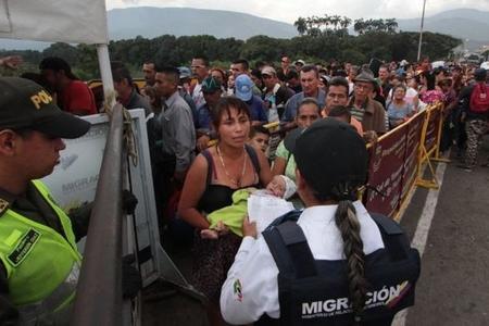 4 milyona yaxın Venesuela qaçqını dünyaya səpələnir