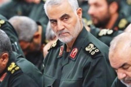 General Süleymani Suriyada İranın dəstəklədiyi silahlı qruplarla görüşdü
