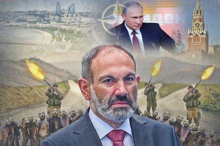 Ermənistan siyasi təlatümün və böhranın girdabında