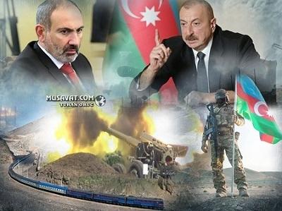 Paşinyan hərbi-siyasi reallıq qarşısında acizdir: