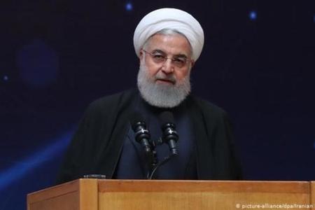 Ruhani açıqladı: İran ABŞ-la...