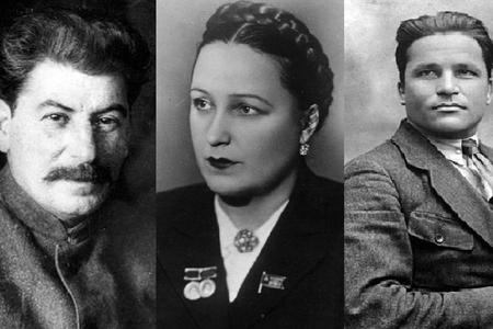Kirov Stalinin məşuqəsinə girişib və rədd cavabı alıb–