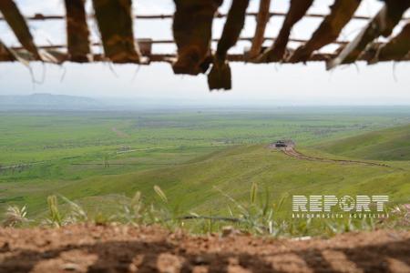 Ermənistan silahlı qüvvələrinin bölmələri atəşkəsi 21 dəfə pozub