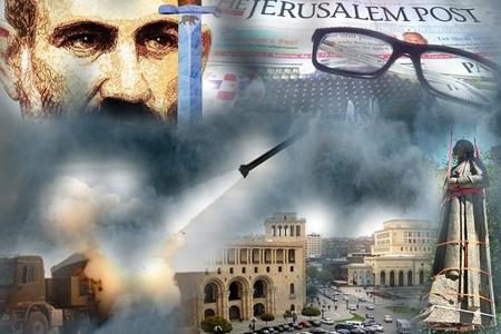 "İsrail İrəvanı ""vurdu"""