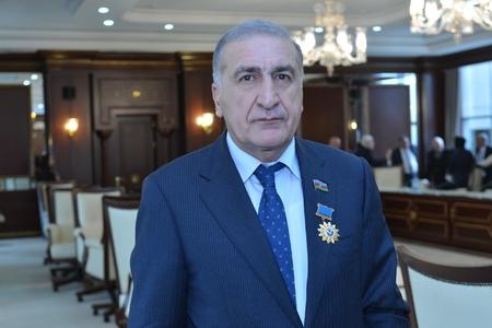 Deputat İqbal Məmmədov