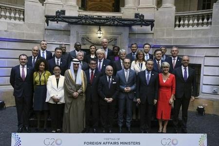 Yaponiya G20 ölkələri xarici işlər nazirlərinin görüşünə daha 9 ölkəni dəvət edib