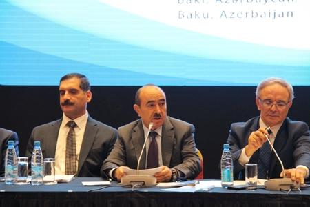 """Əli Həsənov: """"Söz və mətbuat azadlığı dövlət siyasətimizin tərkib hissəsidir"""""""