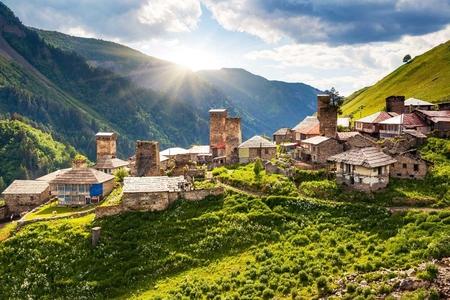 Gürcüstanın turizmdən gəliri 5,2% artıb