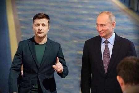 Putin və Zelenski iki ölkə arasında əsir və girovların mübadiləsini müsbət qiymətləndirib