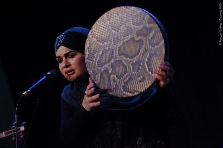 Fərqanə Qasımovanın Fransadakı konsertində anşlaq yaşandı - FOTOLAR
