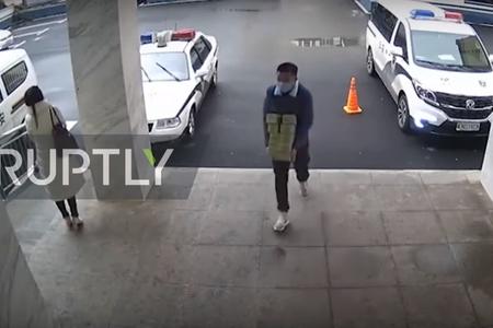 Hər kəs Çində çəkilən bu görüntülərdən danışır - VİDEO