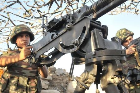Ermənistan silahlı qüvvələri sutka ərzində atəşkəs rejimini 23 dəfə pozub