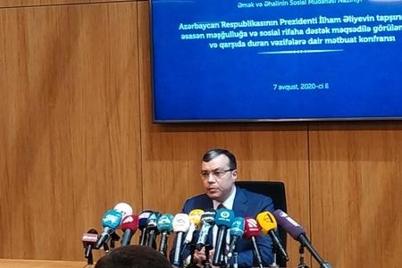 Nazir avqustda 190 manat verilməsinin detallarını açıqladı