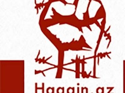 Haqqin.az saytının fəaliyyəti texniki səbəblərdən dayandırılıb