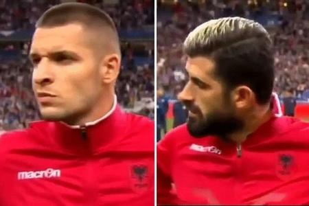 Fransızlar Albaniya yerinə Andorranın himnini səsləndirdilər - VİDEO