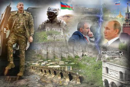 """Cənubi Qafqazda geopolitik """"düyün nöqtəsi"""":"""