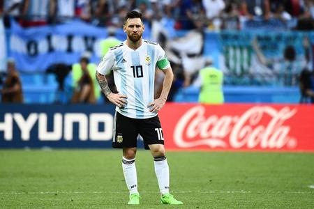 Lionel Messi diskvalifikasiya olunub