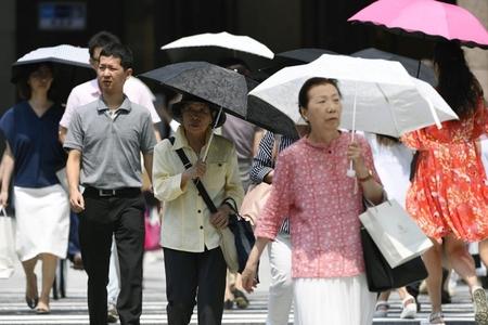 Yaponiyada isti havalar 11 nəfərin həyatına son qoyub