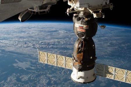 Beynəlxalq Kosmik Stansiyaya birləşə bilməyib