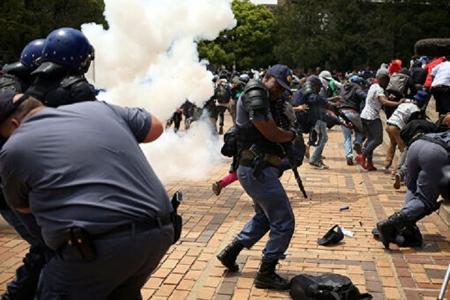 Cənubi Afrika Respublikasında iğtişaşlar zamanı 5 nəfər ölüb