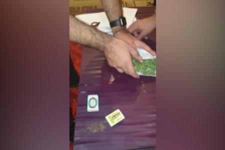Novxanıda narkotik vasitələr satan şəxs saxlanılıb