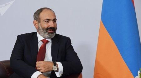Ermənistan baş nazirinin-