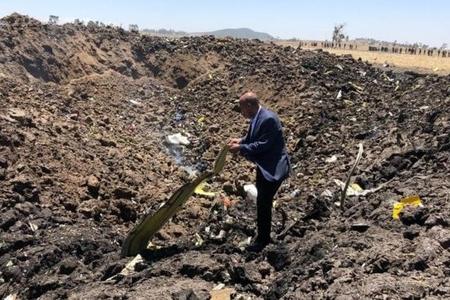 """""""Ethiopian Airlines"""": """"Boeing 737 qəzasından sağ çıxan olmayıb"""""""