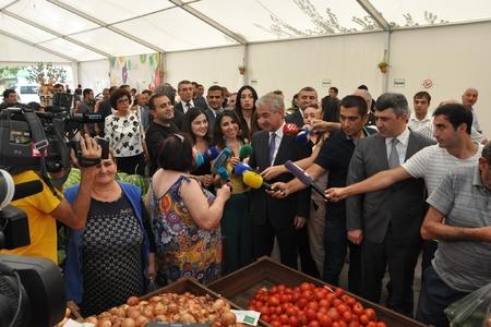 Əli Əhmədov və İnam Kərimov