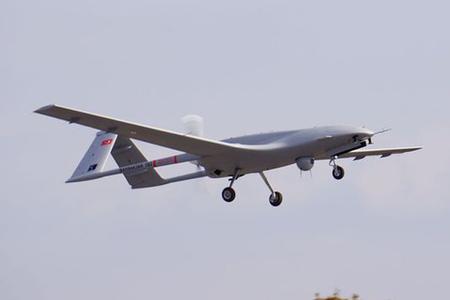 Ərəb koalisiyası husilərin dronunu vurub